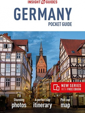Insight Guides Pocket Germany Carti