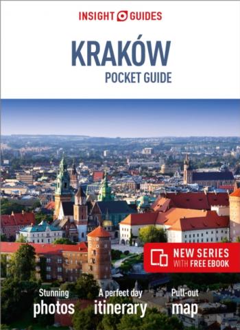 Insight Guides Pocket Krakow Carti