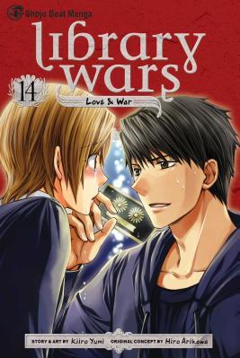 Library Wars Love War Volume 14 Carti