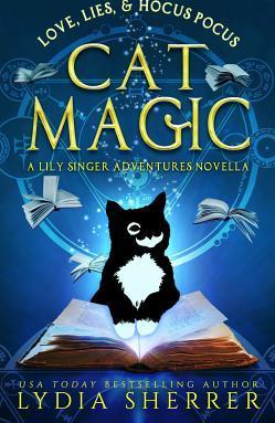Love Lies and Hocus Pocus Cat Magic A Lily Singer Adventures Novella