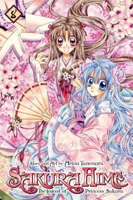Sakura Hime The Legend of Princess Sakura Vol 8 Carti