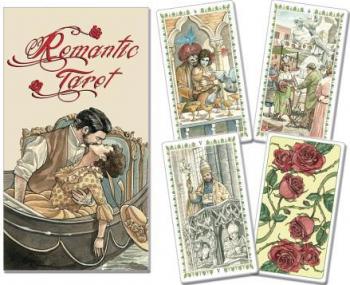 The Romantic Tarot Carti