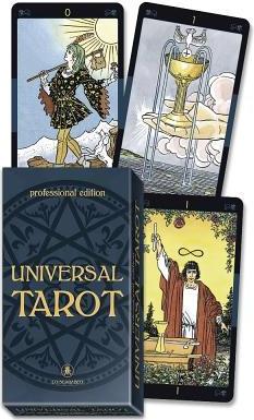 Universal Tarot Professional Carti