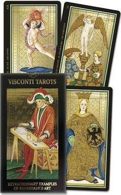 Visconti Tarots Deck Carti