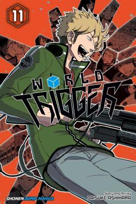 World Trigger Vol 11 Carti