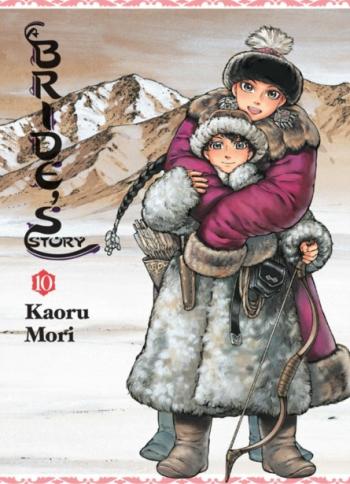 A Bride s Story Vol 10 Carti