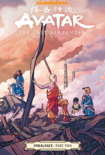 Avatar The Last Airbender Imbalance Part Two
