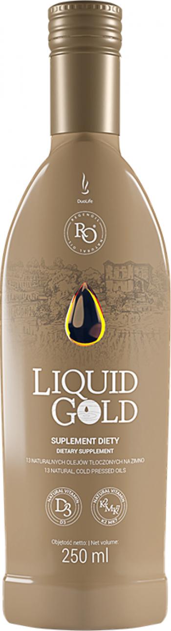 DuoLife RegenOil Liquid Gold / Ulei Vegetal 250 ml