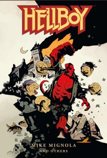 Hellboy The Complete Short Stories Volume 2