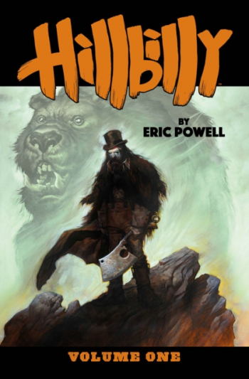 Hillbilly Volume 1 Carti