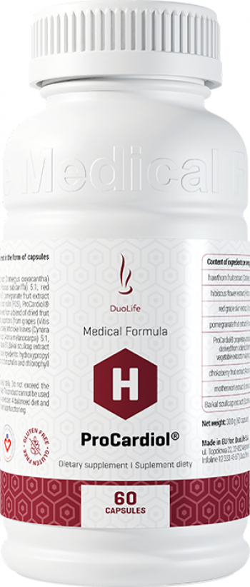Medical Formula ProCardiol 60 capsule DuoLife