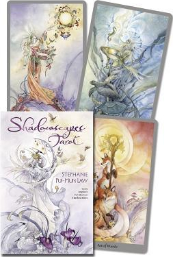 Shadowscapes Tarot With Booklet Carti