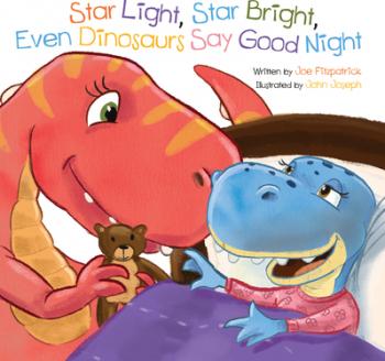 Star Light Star Bright Even Dinosaurs Say Good Night Carti