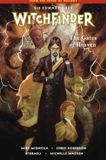 Witchfinder Volume 5 The Gates of Heaven