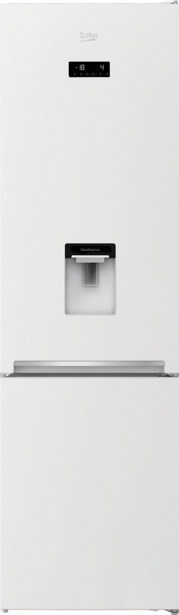 Combina frigorifica Beko RCNA406E40DZWN A++ 362 l NeoFrost and trade Dual Cooling Everfresh+ and reg H 203 cm Alb