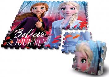 Covor puzzle Disney Frozen 9 piese SunCity EWA20835WD Puzzle