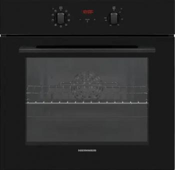 Cuptor incorporabil Heinner HBO-V659GCDRC-GBK 69 l 9 functii Multifunctional Grill Clasa A Negru