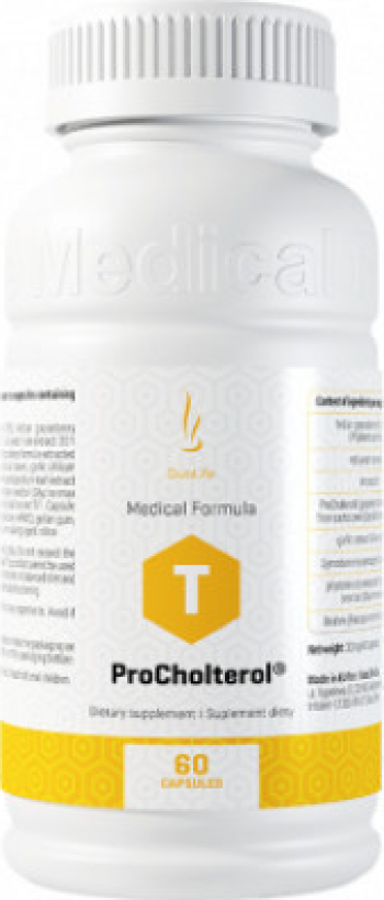DuoLife Medical Formula ProCholterol 100 Natural 60 capsule