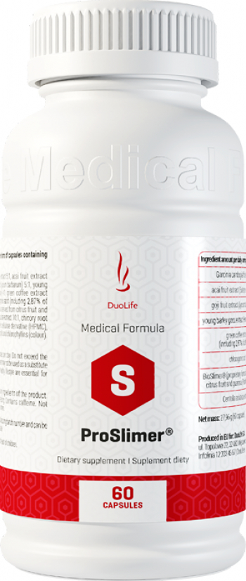 DuoLife Medical Formula ProSlimer 60 capsule