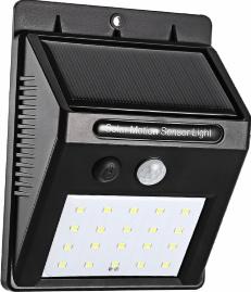 Lampa solara cu senzor de miscare 4W 3.7V 1200mA IP66 Corpuri de iluminat