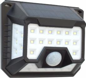 Lampa solara cu senzor de miscare 6W 3.7V 2200mA IP65 Corpuri de iluminat