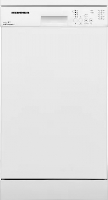Masina de spalat vase Heinner HDW-FS4505WA++ 10 seturi 5 programe Clasa A++ Control electronic 45 cm Alb Masini de spalat vase