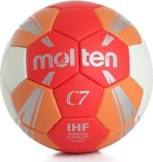 Minge handbal Molten H1C3500 speciala pentru incepatori super grip pompa inclusa
