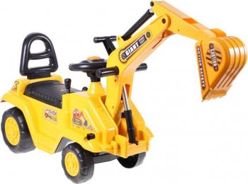 Excavator Ride-on cu olita Malplay 100935