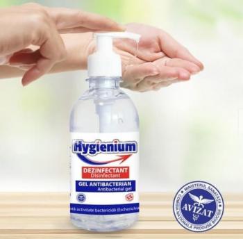Gel dezinfectant maini Hygienium 300 ml Gel antibacterian
