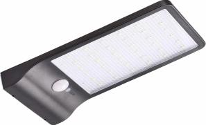 Lampa solara cu senzor de miscare 8W 3.7V 1800mA IP65 Corpuri de iluminat