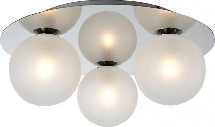 Plafoniera Cinamon cromanta LED 3 x 28 W Corpuri de iluminat