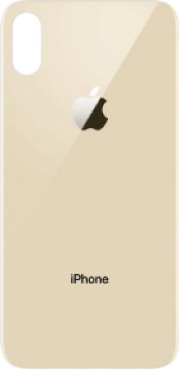 Capac spate iPhone XS Max gold auriu