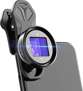 Lentila profesionala anamorfica 1.33x cinema marca Apexel pentru iPhone 12 iPhone 11 X 8 7 6 5 Samsung Huawei Xiaomi Oppo Nokia Accesorii Diverse Telefoane