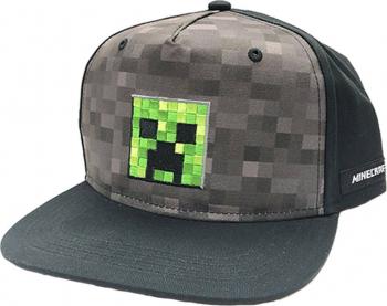 Sapca Minecraft Creeper - Creeper Face M2
