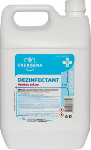 Dezinfectant maini Energena 5 L Avizat Gel antibacterian