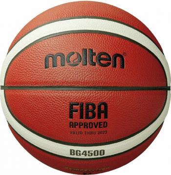 Minge baschet Molten B6G4500 aprobata FIBA marime 6