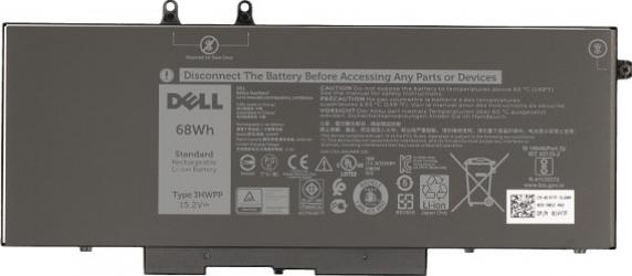 Baterie originala pentru laptop Dell Precision 3551 68Wh