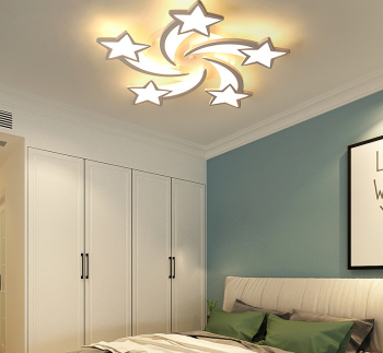 Lustra LED Creative Magic Stars Corpuri de iluminat
