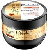 Masca de par Eveline Cosmetics 8 in 1 Argan + Keratina 300 ml