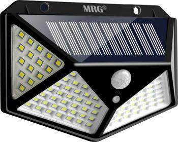 Panou Led Solar MRG A-CL100 100 LED-uri SMD Senzor miscare Incarcare solara Corpuri de iluminat
