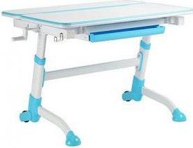 Birou ergonomic ajustabil pentru copii ErgoK DYA Albastru