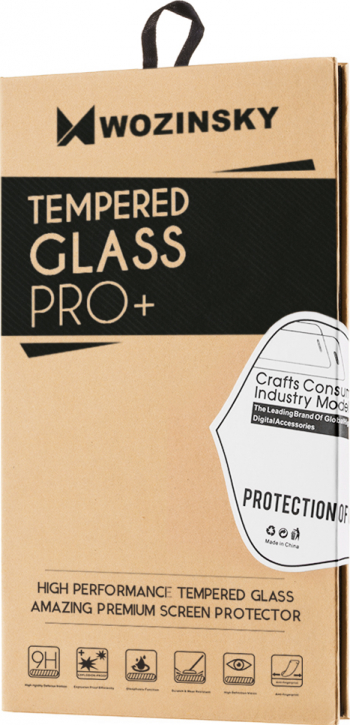 Folie Protectie Wozinsky Tempered Glass Huawei MediaPad M3 Lite 10 Transparent