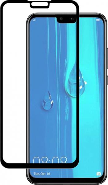 Folie sticla Full Glue Huawei P20 Pro Neagra Folii Protectie