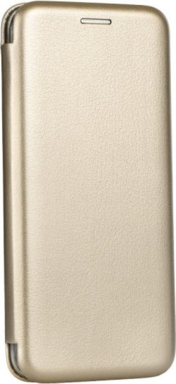 Husa Flip Cover Magnetic Pentru Huawei P30 Pro Gold Huse Telefoane