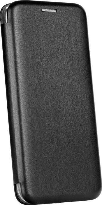 Husa Flip Cover Magnetic Pentru Huawei P20 Pro Negru Huse Telefoane