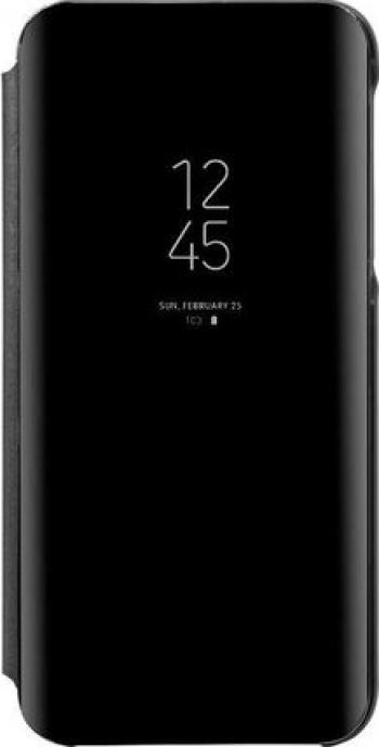 Husa Huawei P20 Pro Clear View -Neagra Huse Telefoane