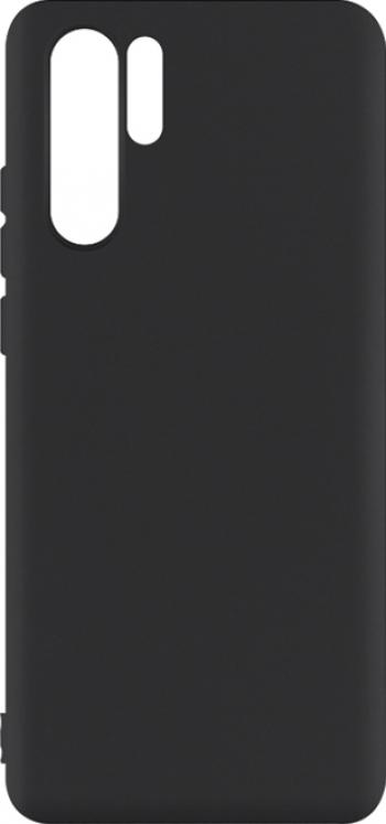 Husa Huawei P30 Pro - Silicon Negru Huse Telefoane
