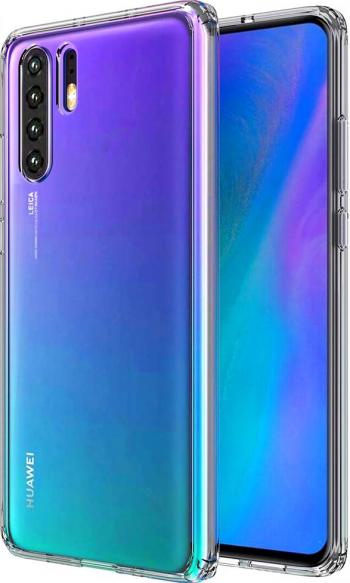 Husa Huawei P30 Pro - Silicon Transparent Huse Telefoane