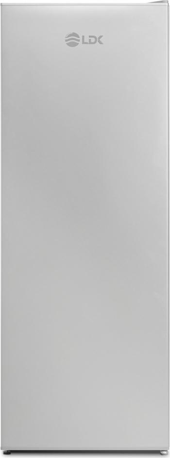 Congelator LDK LC2601SN F 182 l H 145.5 cm Argintiu Lazi si congelatoare
