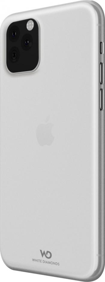 Husa Hama Ultra Thin Iced pentru iPhone 11 Pro Transparent Huse Telefoane